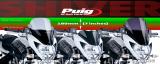 Puig Racingscheibe Aprilia Shiver 750