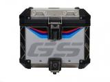 Puig Koffer Sticker Set Aluminum GS BMW R 1200 GS