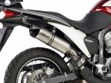 Auspuff Leo Vince LV One EVO Honda XL 700 V Transalp