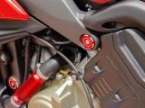 Ducabike Rahmenkappen Set oben Ducati Streetfighter V4