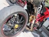 Ducabike Hinterradmutter Ducati Streetfighter 848