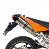 Auspuff Leo Vince LV One EVO KTM Supermoto 990