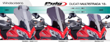 Puig Racingscheibe Ducati Multistrada 1200