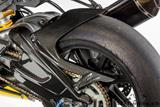 Carbon Ilmberger Hinterradabdeckung mit Kettenschutz BMW S 1000 RR