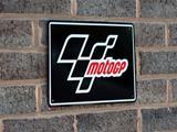 MotoGP Parkschild