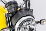Carbon Ilmberger Lampenabdeckung Ducati Scrambler