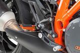 Puig Fussrasten Set KTM RC 125