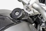 Carbon Ilmberger Zündschlossabdeckung BMW R NineT Racer