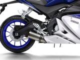 Auspuff Leo Vince LV One Komplettanlage Yamaha R125