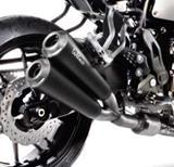 Auspuff Leo Vince GP Duals Komplettanlage Yamaha XSR 700