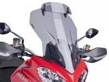 Puig Tourenscheibe mit Visieraufsatz Ducati Multistrada 1200