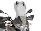 Puig Tourenscheibe mit Visieraufsatz Kawasaki Versys-X 300