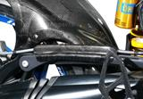 Carbon Ilmberger Bremsleitungsabdeckung BMW R 1200 GS