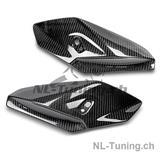 Carbon Ilmberger Seitliche Abdeckungen Lampenverkl. Set BMW S 1000 R