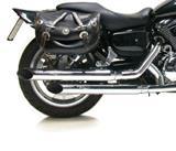 Auspuff Silvertail Kawasaki VN 1500 Classic