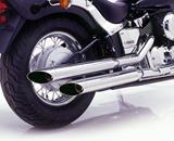 Auspuff Silvertail Yamaha XVS 650
