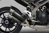 Auspuff Bodis GPX2 Triumph Speed Triple 1050