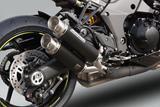 Auspuff Bodis GPX2 Kawasaki Z1000 SX