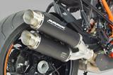 Auspuff Bodis GPX2 KTM Super Duke GT 1290