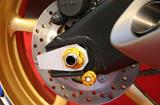 Evotech Achsmutter Hinterrad Honda CBR 1000 RR