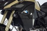 Carbon Ilmberger Wasserkühlerabdeckungen Set BMW F 800 GS Adventure