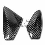 Carbon Ilmberger Fersenschutz Set BMW K 1200 S