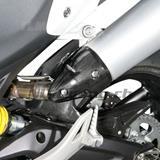 Carbon Ilmberger Auspuffhitzeschutz Set Ducati Monster 696