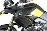 Carbon Ilmberger Tankseitenteile Satz BMW R 1200 GS