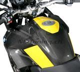 Carbon Ilmberger Tankabdeckung BMW R 1200 GS