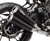 Auspuff Leo Vince GP Duals Komplettanlage Yamaha MT-07