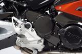 Carbon Ilmberger Zahnriemenantriebsradabdeckung BMW F 800 GT