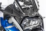 Carbon Ilmberger Windabweiser am Cockpit BMW R 1200 GS