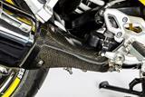 Carbon Ilmberger Auspuffhitzeschutz BMW R 1200 RS