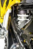 Carbon Ilmberger Bremsleitungsabdeckung BMW R 1200 RS