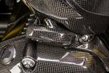 Carbon Ilmberger Einspritzdüsen Abdeckungen Set BMW R 1200 RS