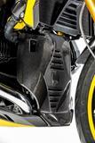 Carbon Ilmberger Motorspoiler Mittelteil BMW R 1200 RS