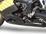 Carbon Ilmberger Verkleidungsunterteil BMW K 1200 S