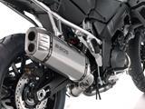 Auspuff BOS Desert Fox Suzuki V-Strom DL 1000