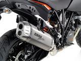 Auspuff BOS Desert Fox KTM Adventure 1050