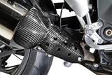 Carbon Ilmberger vorderer Auspuffhitzeschutz BMW K 1300 S