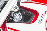 Carbon Ilmberger Zündschlossabdeckung Ducati Monster 1200 R