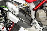 Carbon Ilmberger Auspuffhitzeschutz Ducati Multistrada 1200