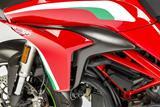 Carbon Ilmberger Seitliche Lufteinlassverkleidung Set Ducati Multistrada 1200