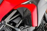 Carbon Ilmberger innere Seitenverkleidung Set Ducati Multistrada 1200 Enduro