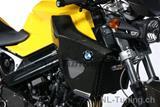 Carbon Ilmberger Wasserkühlerverkleidungen Set BMW F 800 R