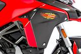 Carbon Ilmberger Seitenverkleidung Set Ducati Multistrada 1200 Enduro