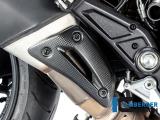 Carbon Ilmberger Auspuffhitzeschutz Ducati Hypermotard 939