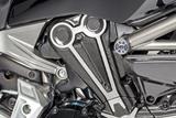 Carbon Ilmberger Luftauslasskanal an Zahnriehmendabdeckung Set Ducati XDiavel