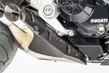 Carbon Ilmberger Auspuffabdeckung Ducati XDiavel