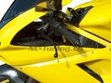 Carbon Ilmberger Windkanalabdeckungen Ducati 848